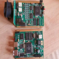 Renault Can Clip RTL2002 pe chip Cypres AN2135SC