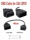 OBD 12pin GM